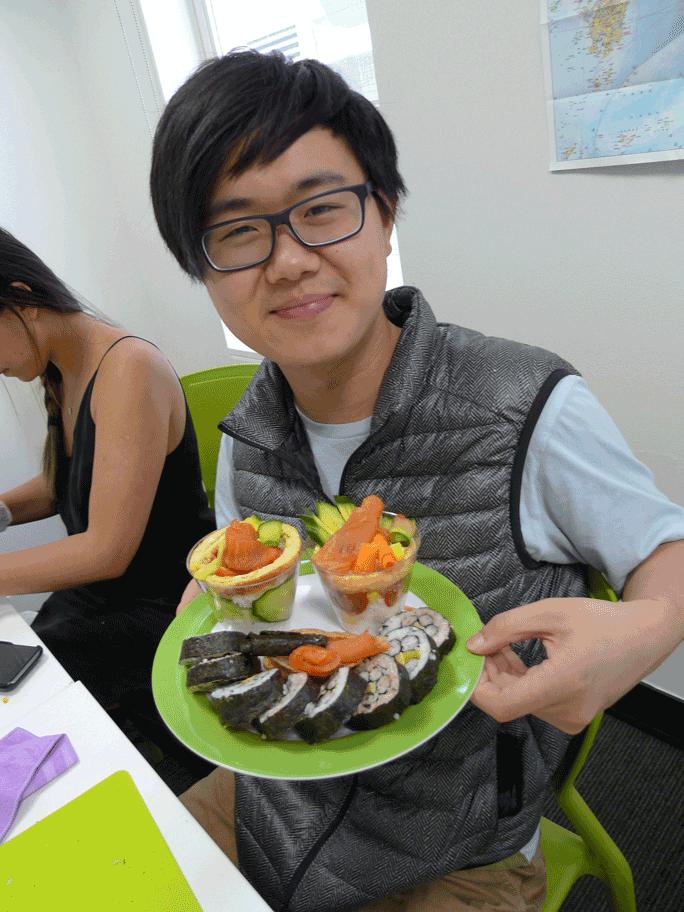 sushi class melbourne
